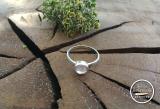 Rosenquarz-Ring