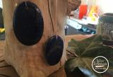 Lapislazuli-Kettenanhänger oval ca.20-30 g