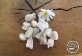 Kunzit-Rohstein (lila) bis 20 g