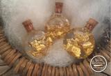 Gold-Fläschchen