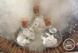 Silber-Fläschchen